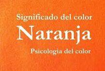 Amo el Naranja / De todo por el anaranjado!! / by Mary Paulino