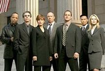 Crime TV I Love (SVU, CSI...) / by Witchy Woman