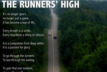 For Runners / Run is a Way of Life