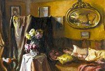 Interiors in Art