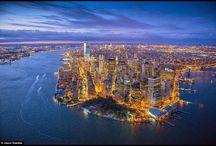 Manhatan - New York / City of the World