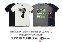 music dress me up / mens clothes, trendy clothes,SYLD, Support your local djs
