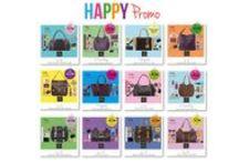 Les Happy promo / 2015 sera l'année Happy Bag Life : pour l'essayer profitez des Happy promo... et Adopter la Happy Bag Life!