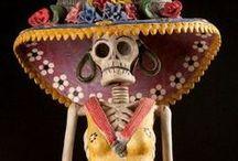 Catrinas / Artesanías mexicanas