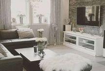 home // living room / interior design ideas and inspiration for a living room/area.
