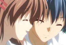 Clannad / Una bacheca dedicata a questo meraviglioso anime