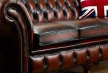 Chesterfields in Krefeld: Sofas & Sessel, made in England / Qualität made in England. Go for the original!