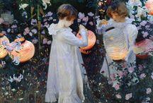 Art Gallery / Gemälde, Skulpturen & andere Kunst, die uns gefällt