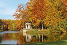Krefeld: Sehens- & Besuchenswertes / Parks & Häuser, Cafes & Restaurants in Krefeld
