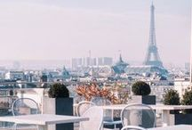 places to go // paris / Things to do and see and places to visit when we go to Paris. Also hints and tips from those who have been before!