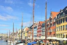 places to go // copenhagen / Things to do and see and places to visit when we go to Copenhagen. Also hints and tips from those who have been before!