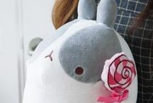 plushies! / A board devoted to stuffed animals, soft toys and all things plushie and kawaii <3