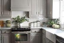 home // kitchen / interior design for kitchens.
