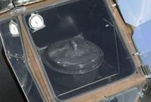 Solar Oven Cooking / Collections of recipes, tools, and experiences using a solar oven.
