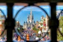 Dreaming of a Disney Vacation / by Brandy Chaney