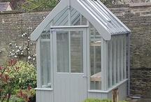 Greenhouse / by Head Gardener Victorian Greenhouse