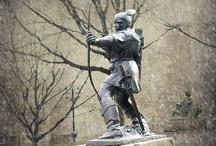 Robin Hood / Celebrate the legend of Robin Hood, Nottinghamshire's most famous outlaw.