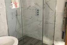 Showers & Wet Rooms / A collection of Shower & Wet Rooms created by Options Bath & Tile Studio, Ascot.  www.optionsstudio.co.uk
