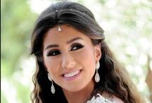 Arab beautiful brides / A collection of Arab bridal styles