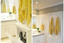 BATHROOM_Organization / Need help decluttering the bathroom?  If you live in the Bay Area call Collector Care - Professional Home Organizing Services.