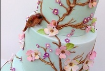 WEDDING CAKES!!!! / by Nataly Obermiller