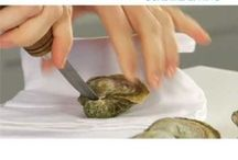 Tips and Tricks / Seafood, Fish, Oysters Tips and Trick from cutting to shucking / by Chef's Fresh Fish