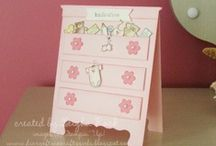 Stampin' Up! - Baby cards