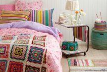 3Crochet Blanket