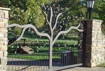 Stylish Security Gates