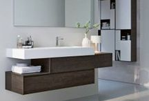 Bathroom Furniture / Making the most of your bathroom furniture not only gives you storage space but creates the look and feel you are after in your bathroom.