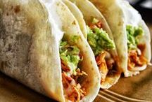 Recipes - Mexican Dishes