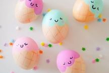 Holiday | Easter Crafts & Decor / Easter decorations and easy Easter crafts