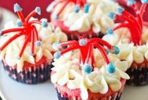 Holiday | 4th of July, Memorial Day & Labor Day / We've got everything you need for an patriotic celebration for Memorial Day, 4th of July, or Labor day! 4th of July recipes including 4th of July dessert recipe, 4th of July party recipes, BBQ recipes, burger recipes, red white and blue recipes. Don't forget the decorations! Easy red, white, and blue crafts and decorations for all of Memorial day, 4th of July and Labor Day parties!