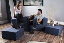 Jaxx Transformable Furniture / Clever furniture solutions for small spaces
