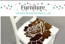 DIY Projects / Painting, staining, building, upholstry any and every DIY furniture project you can think of.