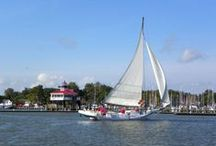On the Water / Explore the beauty of the Chesapeake Bay