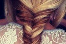 Hair / by Sarah Thaxton