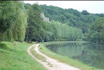 Radurlaub in Frankreich / Radtouren von der Provence, am Canal du Midi, zu den Schlössern der Loire und von Paris nach London.