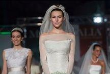 di Giò Sfilata Miss Italia 2015 - Bergamo / Le più belle d'Italia diventano Spose di Giò