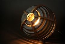 LIGHTING PRODUCTS / LAMPS AND LIGHT FEATURES DESIGNED BY SHIFT