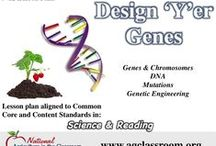 Genetics / Learn about genetics in agriculture and everyday life!