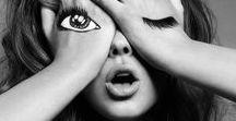 MAKEUP / Makeup inspiration for fashion Photography - and the fashionable woman.
