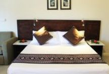 Accommodation / Smugglers Cove Beach Resort offers a large range of modern rooms & facilities to suite all budgets.
