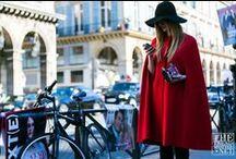 Inspiration Street style Paris Fashion Week SS 16 / Les looks les plus inspirants de la fashion week Parisienne, notre sélection parmi cette effervescence stylistique et créative.