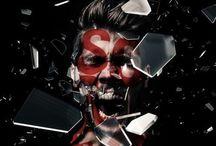 Dave Kosasih / Typography, Digital Imaging, Photography