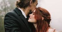 shadowhunters | clary x jace / clary and jace, the mortal instruments |  I swear on the angel. The hell with that. I swear on us. Why us? Because there isn't anything I believe in more
