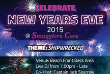 2015 New Years Eve - Smugglers Cove Fiji / Welcoming 2016 the Smugglers Cove Fiji way - Awesome!