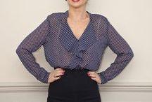 Juliette Blouse Sewing Pattern