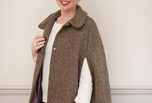 Chic Cape Sewing Pattern