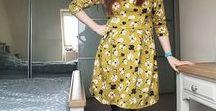 Emma Dress Sewing Pattern